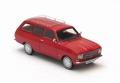Opel Kadett B Caravan  Red Rood  1/43