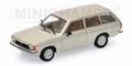 Opel Kadett C Caravan1978 Astro silver metallic astro zilver 1/43