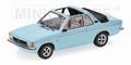 Opel Kadett C Aero   Cabrio  Light Blue Licht Blauw  1/43