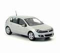 Vauxhall Opel Astra silver  Zilver 1/43