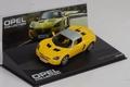 Opel Speedster Yellow  Geel 2000 - 2005 1/43