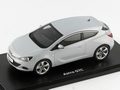 Opel Astra  GTC Mineral White Wit 1/43