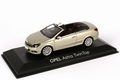 Opel Astra Twin Top Gold Silver 1/43