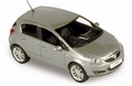 Vauxhall Corsa Silver Zilver 1/43