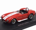 Shelby Cobra 427  S/C Racing screen  Red  Rood Cabrio 1/43