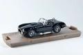 Shelby AC Cobra Black Zwart Cabrio 1/43