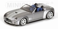 Shelby Cobra Consept  Grey Metallic Grijs 1/43