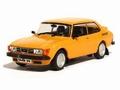 Saab  99 Turbo 1977 Orange  Oranje  1/43