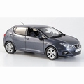 Seat Ibiza Grey metallic grijs 1/43