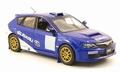 Subaru Impreza WRX STi 2009 Rally group N Presentation Car 1/43