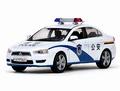 Mitsubishi Lancer EX  China Police  1/43