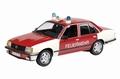 Opel Rekord E Feuerwehr  Brandweer 1/43