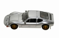 Melkus RS 1000  Silver zilver 1972 1/43