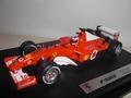 Ferrari F 2002 Ruben Barrichello F1   Formule 1 1/43