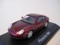 Porsche 996 Dark Red  Donker Rood 1/43