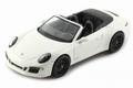 Porsche 911 Carrera GTS Cabrio White Wit 1/43