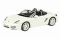 Porsche Boxter White Wit  Cabrio 1/43