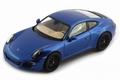 Porsche 911 Carrera 4 GTS Blue Blauw 1/43