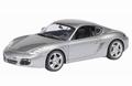 Porsche Cayman S Silver Grey  Zilver Grijs 1/43