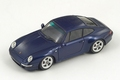Porsche 993 Carrera 4 S 1995 Blue Blauw 1/43