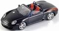 Porsche RUF RK Spyder 2006 Black Zwart 1/43