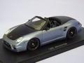 Porsche 9 ff  Speed  9 Black & Grey 1/43