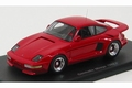 Porsche Gemballa Mirage 1987 Red  Rood 1/43