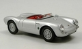 Porsche 550 RS Spyder 1955 Silver Zilver  1/43