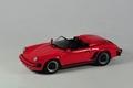 Porsche 911 Carrera Speedster 1988 Cabrio Red Rood 1/43