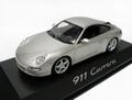 Porsche 911 Carrera Silver Zilver 1/43