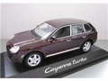 Porsche Cayenne Turbo Bordeaux  1/43
