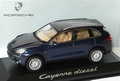 Porsche Cayenne Diesel Blue Blauw  1/43