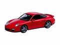 Porsche 911 Turbo Red  Rood  1/43
