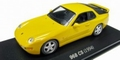 Porsche 968 CS 1994  Yellow  Geel 1/43