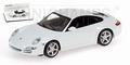 Porsche 911 Carrera White Wit  1/43