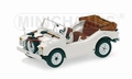 Porsche 597 Jagdwagen White  Wit 1/43