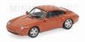 Porsche 911 Orange Oranje 1993 1/43