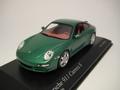 Porsche 911 Carrera S  2004 Green  Groen 1/43