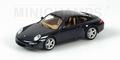Porsche 911 Carrera 2004 Blue Blauw 2004 1/43