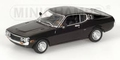 Toyota Celica  Fastback 1975 Black Zwart 1/43