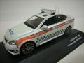 Lexus IS-F 2009 Humberside UK Police Politie 1/43