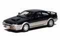 Toyota Sprinter Trueno  1989 Black Silver  1/43
