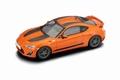 Toyota GT86  Orange metallic Oranje  1/43