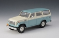 Toyota Land Cruiser FJ55  White Green  Wit Groen 1/43