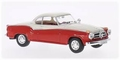 Borgward Isabella Coup 1957  Red White Rood Wit 1/43
