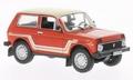 Lada Niva California 1981 Red  Rood 1/43