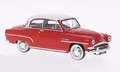 Simca Aronde  Grand Large 1953  Red Rood 1/43