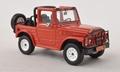 Suzuki LJ80 4x4 Red Rood Cabrio 1/43