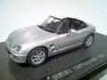 Suzuki Cappuccino 1991 Silver Zilver Cabrio 1/43