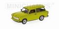 Trabant 601 S Universal Green Groen 1/43